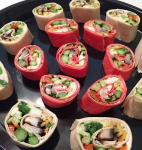 Vegetable Pinwheels #2 (2)